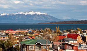 Mietauto Puerto Natales, Chile