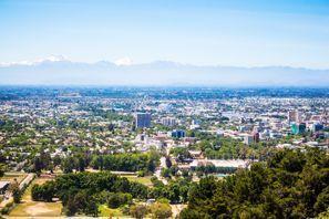 Mietauto Talca, Chile
