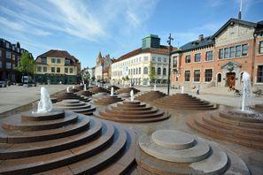 Mietauto Aalborg, Dänemark
