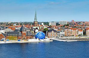 Mietauto Aarhus, Dänemark