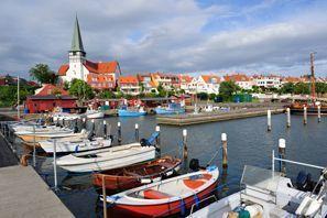 Mietauto Roenne, Dänemark