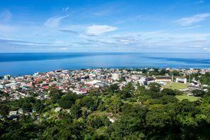 Mietauto Roseau, Dominica