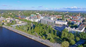 Mietauto Parnu, Estland