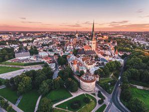Mietauto Tallinn, Estland