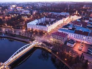 Mietauto Tartu, Estland