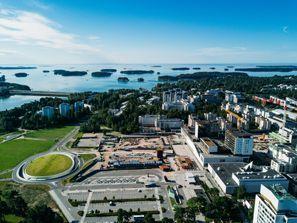 Mietauto Espoo, Finnland