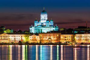 Mietauto Helsinki, Finnland