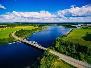 Mietauto Iisalmi, Finnland