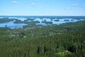 Mietauto Kuopio, Finnland
