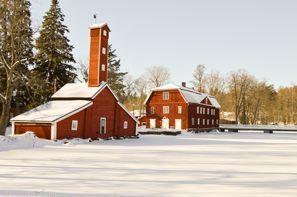 Mietauto Loviisa, Finnland