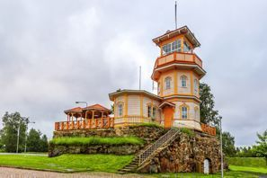 Mietauto Oulu, Finnland