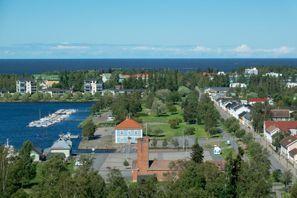 Mietauto Raahe, Finnland