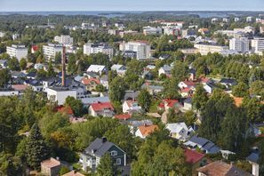 Mietauto Rauma, Finnland