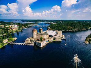 Mietauto Savonlinna, Finnland