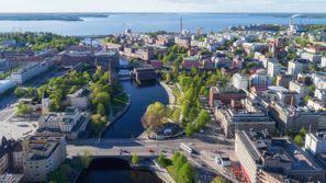 Mietauto Tampere, Finnland