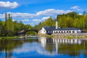 Mietauto Vantaa, Finnland
