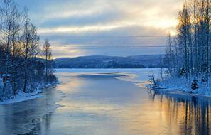 Mietauto Varkaus, Finnland