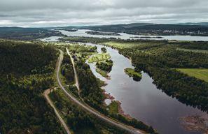 Mietauto Ylitornio, Finnland