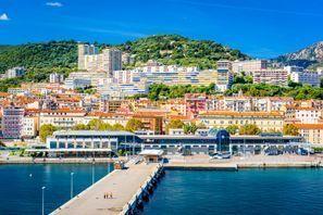 Mietauto Ajaccio, Frankreich - Korsika