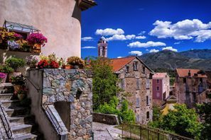 Mietauto Corte, Frankreich - Korsika