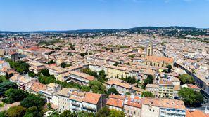 Mietauto Aix En Provence, Frankreich