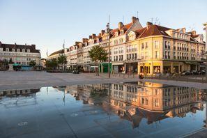 Mietauto Beauvais, Frankreich