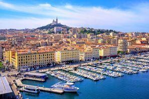 Mietauto Marseille, Frankreich