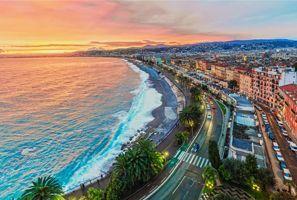 Mietauto Nizza, Frankreich