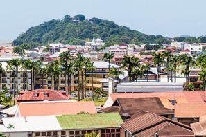 Mietauto Cayenne, Französisch Guyana