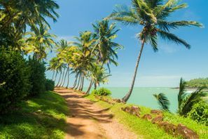 Mietauto Kourou, Französisch Guyana