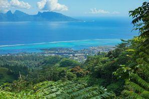 Mietauto Moorea Island, Französisch-Polynesien