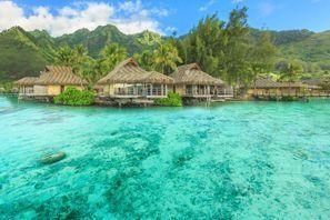 Mietauto Papeete, Französisch-Polynesien