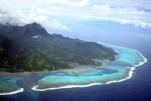 Mietauto Tahiti, Französisch-Polynesien