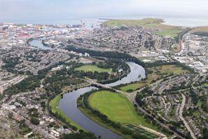Mietauto Aberdeen, Großbritannien