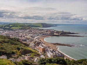 Mietauto Aberystwyth, Großbritannien