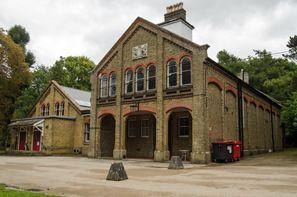 Mietauto Aldershot, Großbritannien