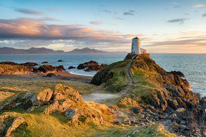 Mietauto Anglesey, Großbritannien