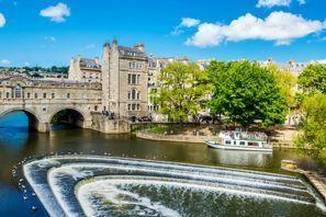 Mietauto Bath, Großbritannien