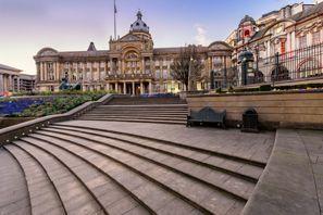 Mietauto Birmingham, Großbritannien