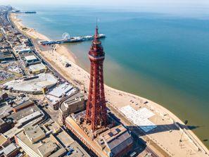 Mietauto Blackpool, Großbritannien