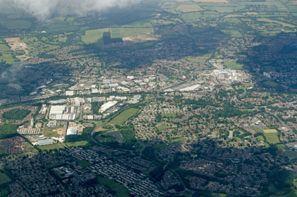 Mietauto Bracknell, Großbritannien
