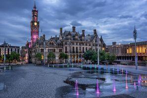 Mietauto Bradford, Großbritannien