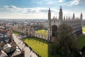 Mietauto Cambridge, Großbritannien