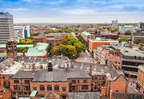 Mietauto Coventry, Großbritannien