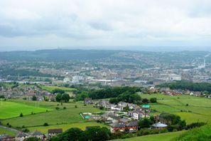 Mietauto Huddersfield, Großbritannien