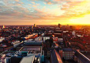 Mietauto Leicester, Großbritannien
