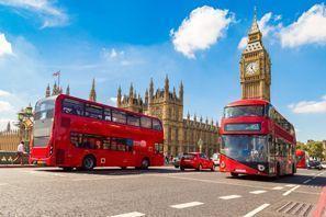 Mietauto London, Großbritannien