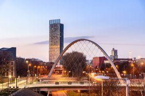 Mietauto Manchester, Großbritannien