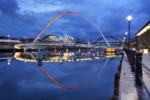 Mietauto Newcastle Upon Tyne, Großbritannien