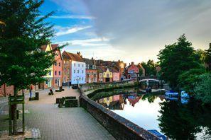 Mietauto Norwich, Großbritannien